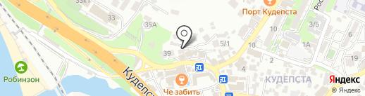 Фонбет на карте Сочи