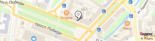 Успех на карте Вологды