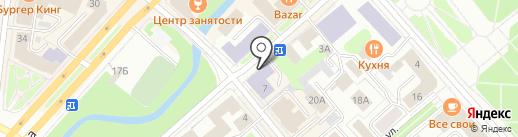 Академия Балов на карте Вологды