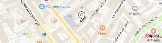 Art Атака на карте Ярославля