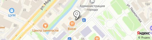 Вологодский областной информационно-аналитический центр на карте Вологды