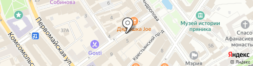 Центр бытовой техники на карте Ярославля
