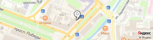 Tupperware на карте Вологды