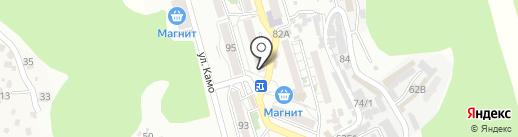 Финист-3 на карте Сочи