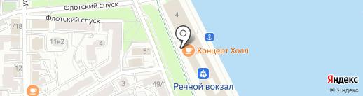 Concert-Hall Mihanko на карте Ярославля