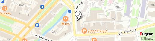 ВТБ-Регистратор на карте Вологды