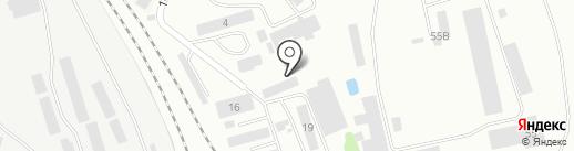 Продеталь авто на карте Ярославля