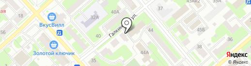 АртСтройТранс на карте Вологды
