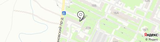 Mo Do на карте Вологды
