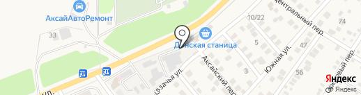 Техполимер на карте Аксая