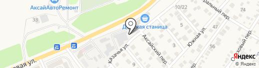 Ролл-Мастер на карте Аксая