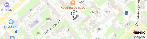 Горстройзаказчик, ЗАО на карте Вологды