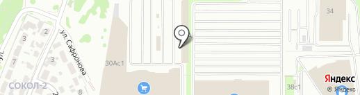 Яркамин.рф на карте Ярославля