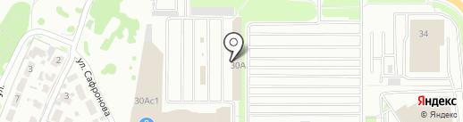 Diford на карте Ярославля