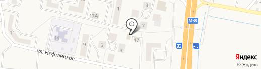 Аптека на карте Кузнечихи