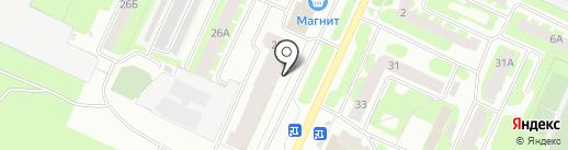 Ресурс на карте Вологды
