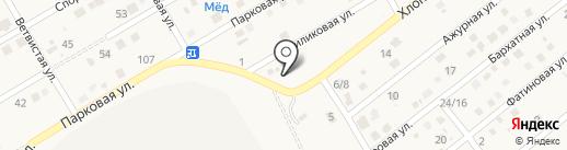 Зайцево на карте Российского