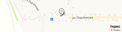 Натали на карте Камышевахи