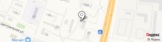 Участковый пункт полиции на карте Кузнечихи