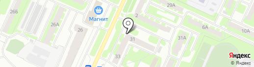ВолФундамент на карте Вологды