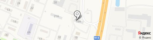 BOSCH Дизель сервис на карте Кузнечихи