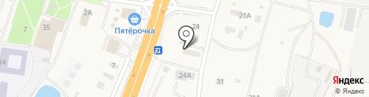 Спецмонтаж на карте Кузнечихи