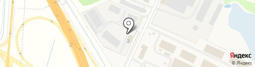 РосМет на карте Кузнечихи