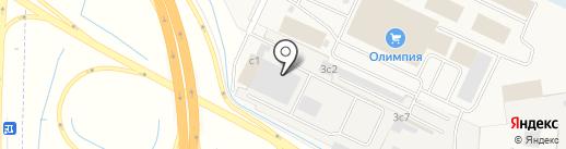 Автотехсервис-2009 на карте Кузнечихи