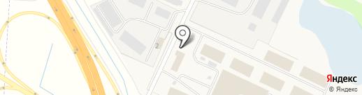 Виват на карте Кузнечихи