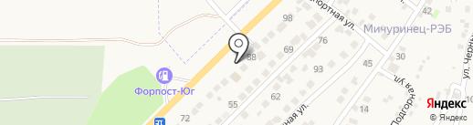 Мясной магазин на карте Аксая