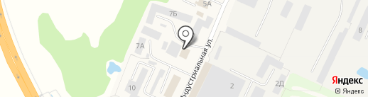 Шинторгсервис на карте Кузнечихи