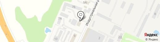 МИРКАР на карте Кузнечихи