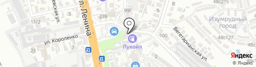 Вектор Плюс на карте Сочи