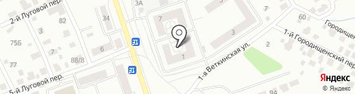 СК Сокол на карте Ярославля