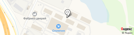 Настоящие комбикорма на карте Кузнечихи
