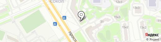 ЯрФермер на карте Ярославля