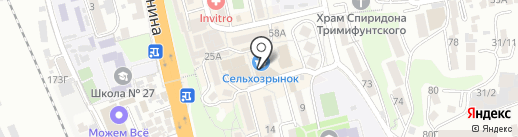 Like mobile на карте Сочи
