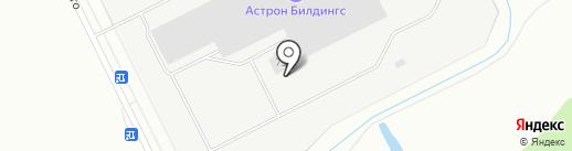 Астрон Билдингс на карте Ярославля