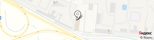Новый Агроснаб на карте Кузнечихи