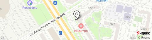 Amway на карте Ярославля