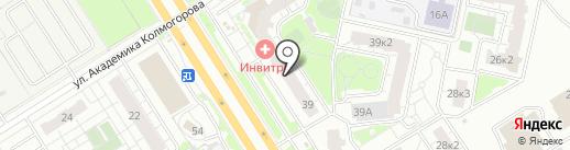 Pickpoint на карте Ярославля
