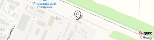 Ак-авто на карте Кузнечихи