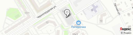 Автотроника на карте Ярославля