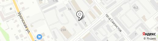 Avtoboss76 на карте Ярославля