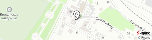ВиаДук на карте Вологды