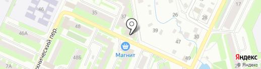 ИнформЗнак-35 на карте Вологды