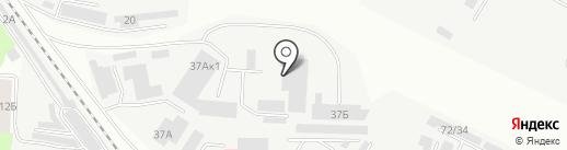 Зона ремонта на карте Вологды