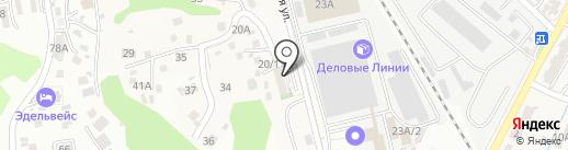 Служба по установке дверей на карте Сочи