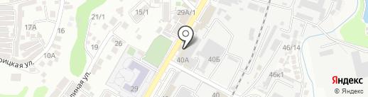 Асгард Групп на карте Сочи
