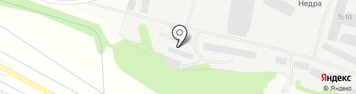 ЯрТрансСтрой на карте Кузнечихи